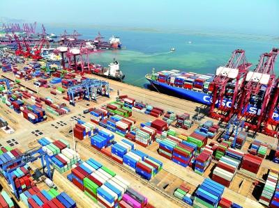 """""""拓展對外貿易,培育貿易新業態新模式"""""""
