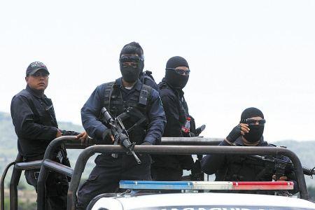 墨西哥北部警方与武装分子交火致14人死亡