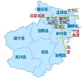 洛阳行政区划