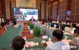 中国(德州)—荷兰设施农业产业线上对接会举行