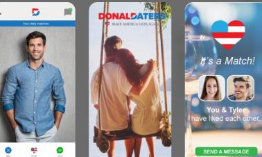 'Donald Daters' App to make America date again