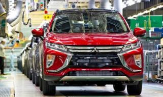 中国和北美市场需求疲软 三菱汽车下调全年利润预期