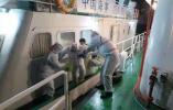 温州市海上搜救中心去年救助遇险人员394人