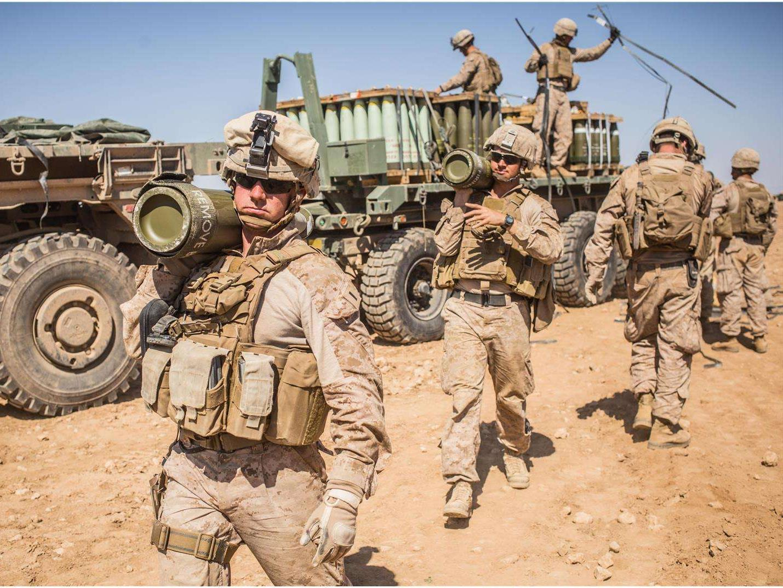 伊朗把美国军队列为恐怖组织