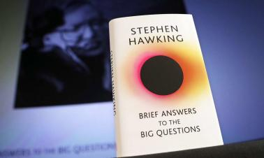 Hawking's final book offers brief answers to big questions