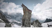 阿尔卑斯山地质
