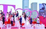 32对新人32个浪漫的爱情故事 锡山区为职工举办集体婚礼
