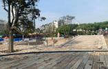 温州市区公园路预计9月底开街!承载老城记忆的中山桥即将完工
