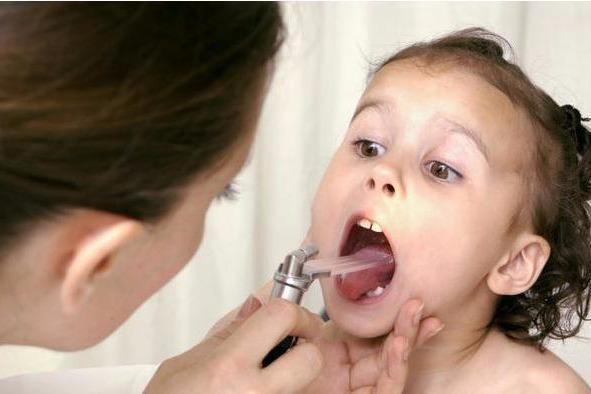 小儿扁桃体发炎,吃这四种食物可以有效缓解!
