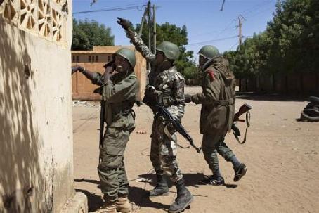 7名马里士兵在马里中部遇袭身亡