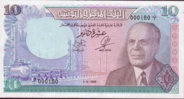 突尼斯钱币