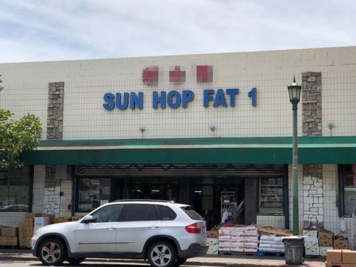美国奥克兰华人超市屡遭游民骚扰 老板苦不堪言