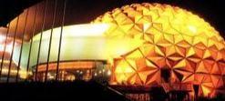 上海马戏城外观