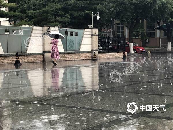 东北华北警惕强对流 南方局地或有特大暴雨
