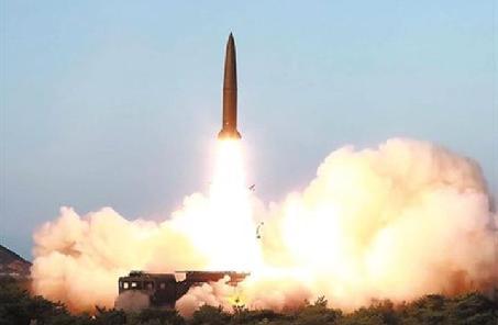 """韩国军方称朝鲜再次试射""""不明发射体"""""""