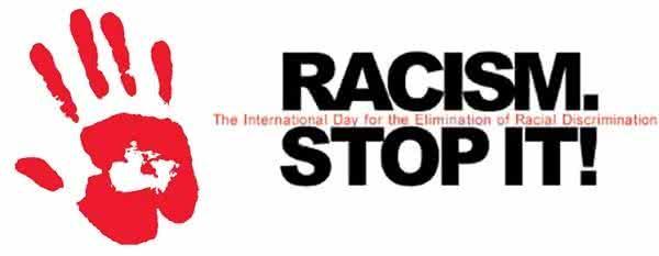 反对种族歧视国际日