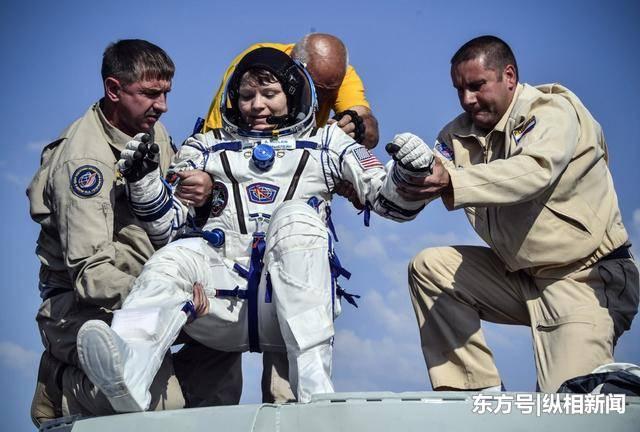 前所未有!NASA宇航员太空犯罪,非法访问银行账户遭前任指控